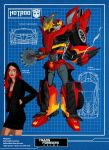 Transformers Prime: Hotrod by reeves83