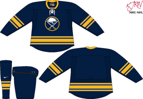 Buffalo Sabres Road V1 by thepegasus1935