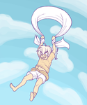 Sky Dive by RobanCrow