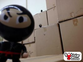 The Key to a Safe Warehouse by StateOfTheArt-toys