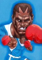 Balrog Street Fighter by Joker-laugh