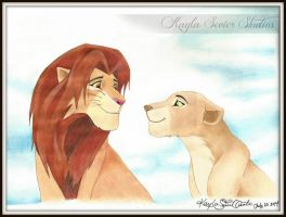 The Lion King by KaylaSevier