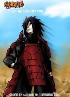 Madara: The Power In A Name by Makimono-kun