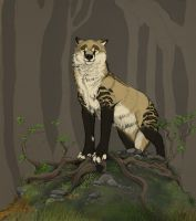 Ruler of the Woods by Aranur