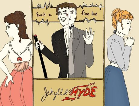 Jekyll and Hyde by MuLtIcOloR