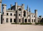 Lowther Castle 8 GothicBohemianStock by OghamMoon