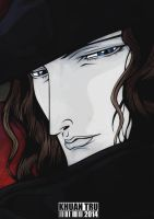 Vampire Hunter D by KHUANTRU