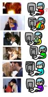 Reactions to the Doctor's kisses by The5IsSi5lent