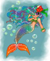 Mermaid by jazzy2cool