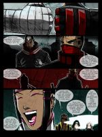Shado vs Chikane 1 by SHADOBOXXER