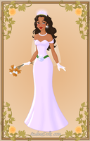 Evangeline, wedding dress by taytay20903040