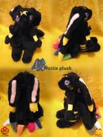 Noctis plush by Siplick
