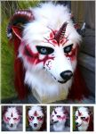 Oni mask reworked compare by LilleahWest
