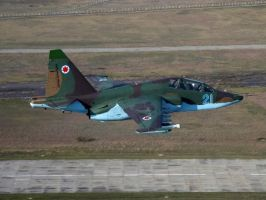 Sukhoi Su-25 by FPSRussia123