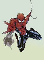 SPECTACULAR SPIDER-MAN by Hackney