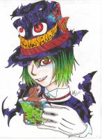 Mad Hatter by Azrethr