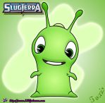 Free coloring page of Toxis from Slugterra by SKGaleana