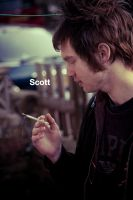 Scott  Bread and Butter by dioxity