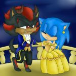 Sonadow - Beauty and the Beast by angelsummer501