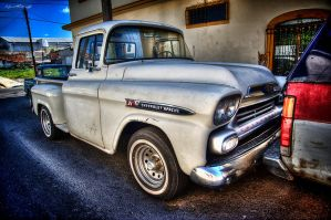 Chevrolet Apache by Infinet