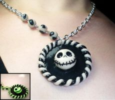 Jack Cameo Necklace by stevoluvmunchkin