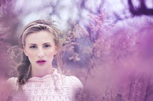 Dreaming Pink 3 by DmajicPhotography