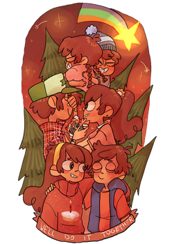 Mystery Twins by Torifalls