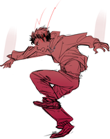 random dynamic pose??? whats goin on by chiiioh