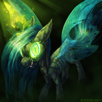 Chrysalis by Deltheor
