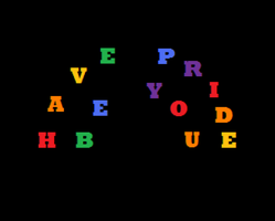Have Pride Be You Rainbow by SpectralPresence