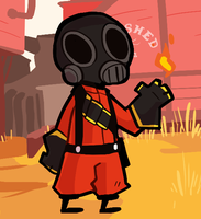 Pyro by themsjolly