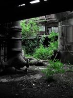 Usine X 1 by Octo-pus