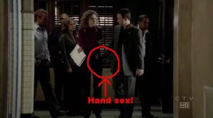 Hand sex csi ny by celticgoddessofmuck