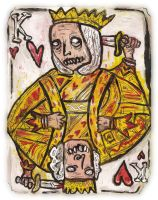 The King Of Hearts by justinaerni