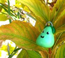 Hang Out Little Pear by PenguinsPlunder