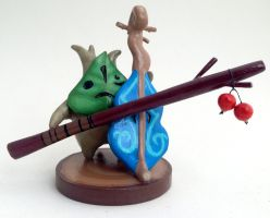 Makar Sculpt by MidnightCootie