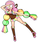 {Open} Candy Girl Adoptable by LadyGlitch