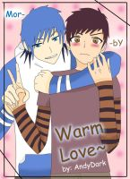 Warm love 1 English by Andydarkylonen