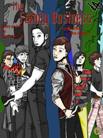 TFB Chapter One: Cover by EveryDayArtist