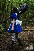 Alice Madness Return by CosplayGraphy