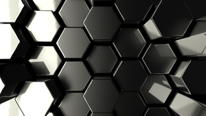 Hexagon by aeonstyle