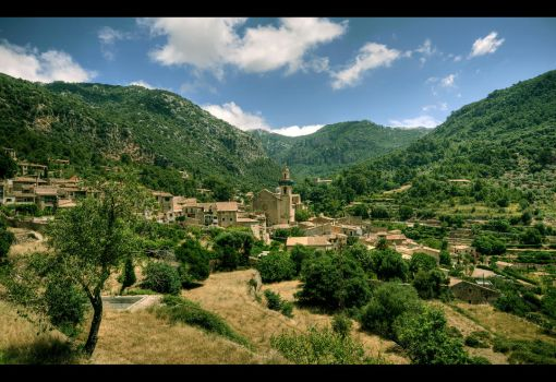 Valldemossa by Beezqp