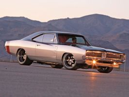 1969 Custom Dodge Charger by ThexRealxBanks