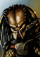 Predator by Threepwoody