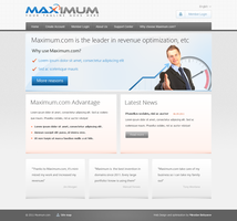 Maximum.com by bekyarov