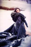 Black snow by Salvarion