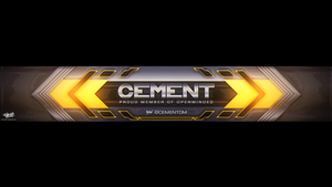 CEMENT OM by Endorframe
