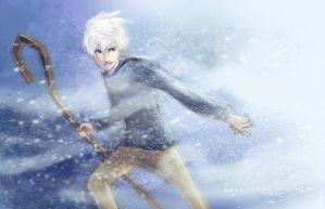 Jack Frost by Manatiini