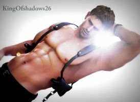 Chris Redfield (4) by kingofshadows26