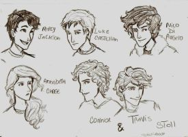 pjo by odairwho